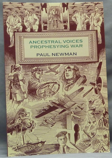 Ancestral Voices Prophesying War – A Tale of Two Suicides. Paul - signed NEWMAN, Aleister Crowley: related works.