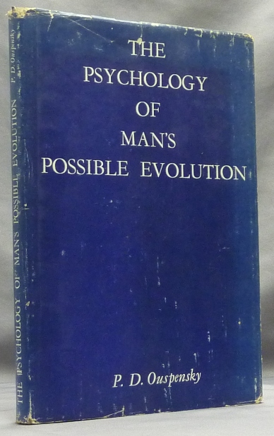 The Psychology of Man's Possible Evolution. P. D. OUSPENSKY.