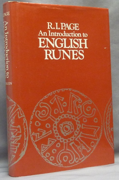 An Introduction to English Runes. R. I. PAGE.