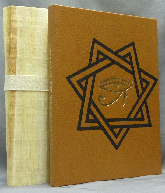 Genesis of the Book of the Law: The Complete Texts. David Allen HULSE, Aleister Crowley related.