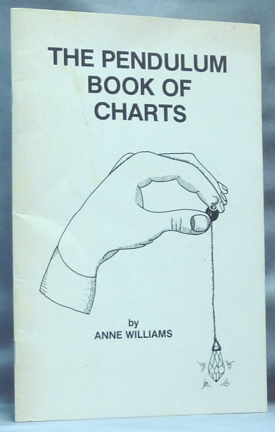 The Pendulum Book of Charts. Anne WILLIAMS.