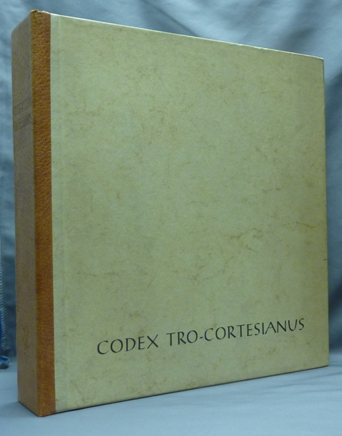 Codex Tro-Cortesianus Codex Madrid Museo de America Madrid; Codices Selecti, Phototypice Impressi - Volume VIII. Mayan Codices, Ferdinand - Introduction and Summary ANDERS.