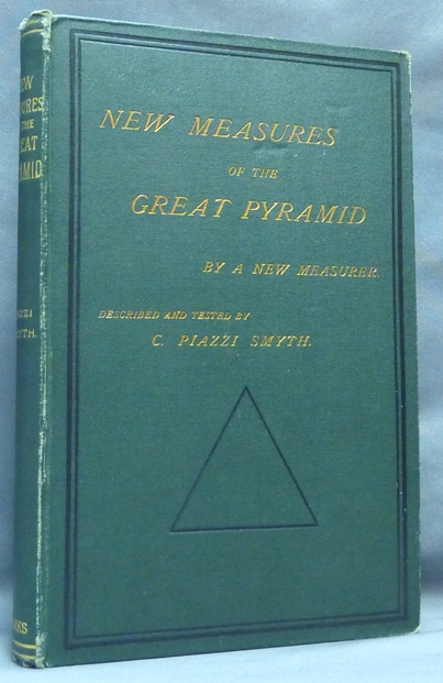 "New Measures of the Great Pyramid, by a New Measurer. Described and Tested; Extended and Corrected from the Review in the ""Banner of Israel"", for November and December, 1883. C. Piazzi SMYTH."