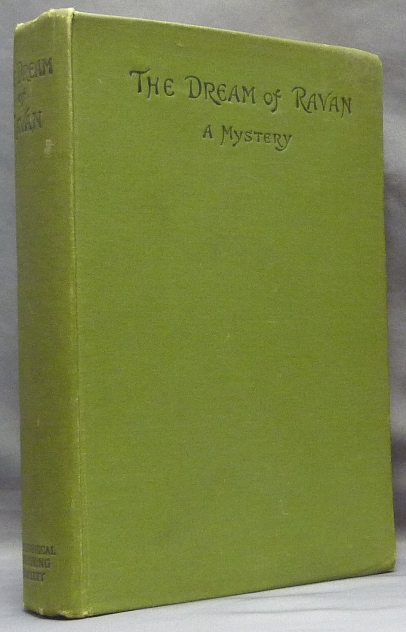 The Dream of Ravan: A Mystery. G. R. S. MEAD, and Anonymous.