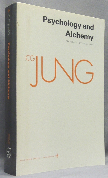 Psychology and Alchemy [ Volume 12 of the Collected Works of C. G. Jung, Bollingen Series XX ]. C. G. JUNG, R. F. C. Hull., Michael Fordham Herbert Read, Gerhard Adler, William McGuire.