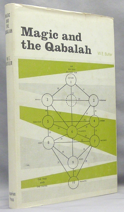 Magic and the Qabalah. W. E. BUTLER.