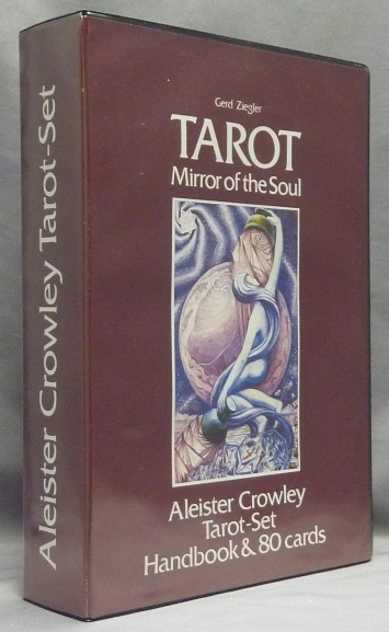 Tarot, Mirror of the Soul. Handbook for the Aleister Crowley [ Thoth ] Tarot ( Boxed set, book & deck ). Gerd ZIEGLER, Aleister Crowley: related works.