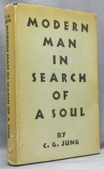 Modern Man in Search of a Soul. W. S. Dell, Cary F. Baynes.