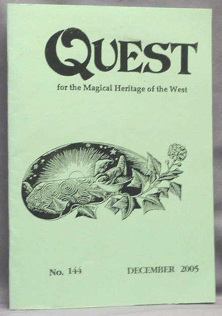 Quest, for the Magical Heritage of the West. No. 144, December 2005. Marian with GREEN, authors - Michael Howard, William Lilly related Aleister Crowley.