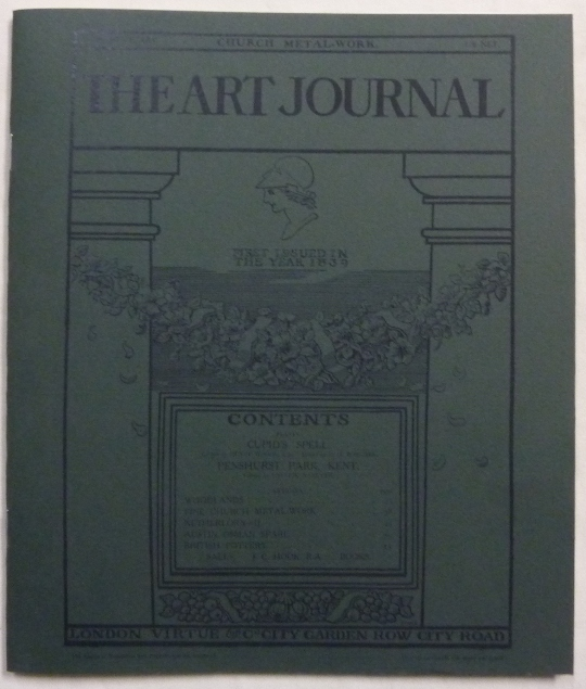 Austin Osman Spare. The Art Journal - February 1908 [ an illustrated essay ]. Austin Osman Spare: related works SPARE, R. E. D. Sketchley.