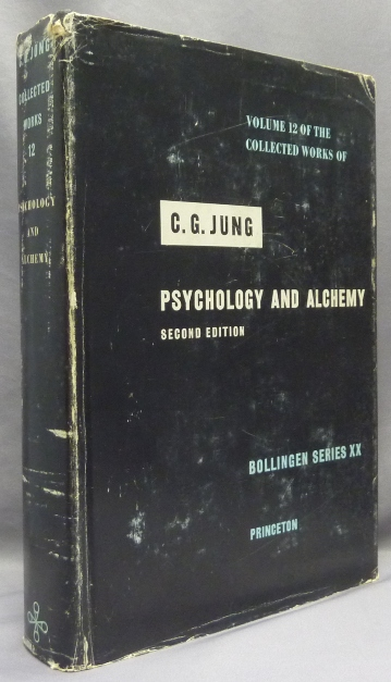 Psychology and Alchemy [ Volume 12 of the Collected Works of C. G. Jung, Bollingen Series XX ]. C. G. JUNG, R. F. C. Hull., Michael Fordham Herbert Read, Gerhard Adler.