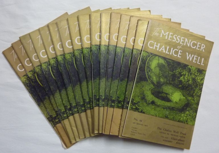 The Messenger of the Chalice Well [ A collection of sixteen issues ]. Wellesley Tudor POLE, E. Kew Mills -, authors.