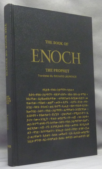 The Book of Enoch the Prophet, translated from the Ethiopic ms. in the Bodleian Library. Richard LAURENCE, Enoch.