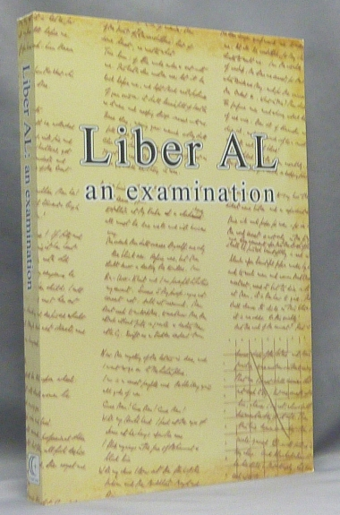 Liber AL Vel Legis: The Book of the Law. An Examination of Liber XXXI & Liber CCXX. Marlene CORNELIUS, R. Leo Gillis, Aleister related works CROWLEY.