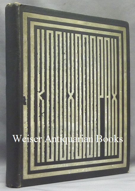 Konx Om Pax. Essays in Light. Aleister- SIGNED and INSCRIBED CROWLEY.