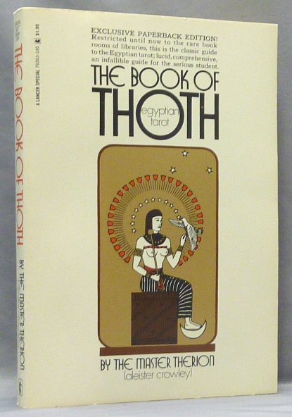 The Book of Thoth. Aleister CROWLEY.