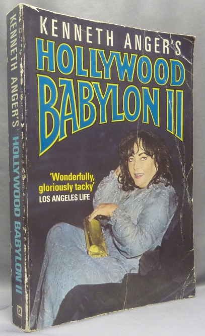 Hollywood Babylon II. Kenneth - ANGER, From the David Tibet collection.