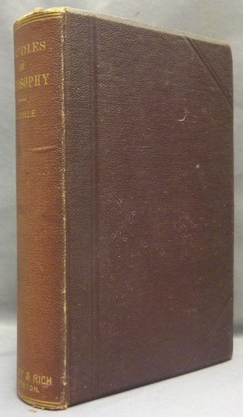 Studies in Theosophy: Historical and Practical, A Manual for the People. W. J. COLVILLE, William Juvenal Colville.