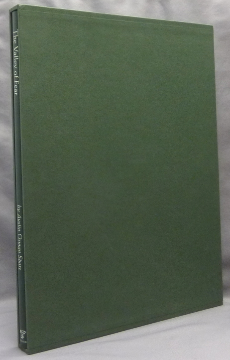 The Valley of Fear. Introductory, Robert Ansell - signed.