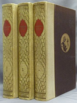 Eastern Love ( Three Volume Set ); Containing the Lessons of a Bawd, the Harlot's Breviary, the...