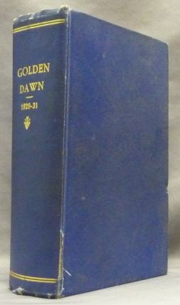"The Golden Dawn [ formerly ""Healing"" ] Volume 1, Nos. 1-12 & Volume 2, Nos. 1-12; April, 1929..."
