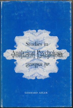 Studies in Analytical Psychology. Gerhard ADLER, C. G. Jung