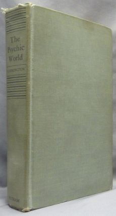 The Psychic World. Hereward CARRINGTON
