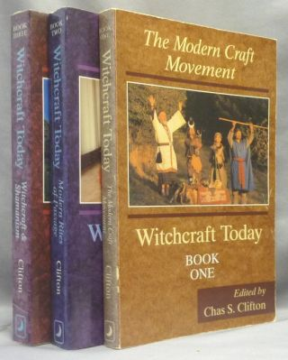 Witchcraft Today, the Modern Craft Movement; Modern Rites of Passage; Witchcraft and Shamanism. [...