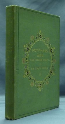 Potiphar's Wife and Other Poems. Sir Edwin ARNOLD