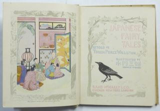 Japanese Fairy Tales ( Two volumes ).