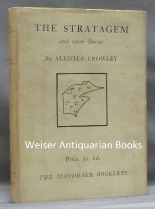 The Stratagem and Other Stories. Aleister CROWLEY