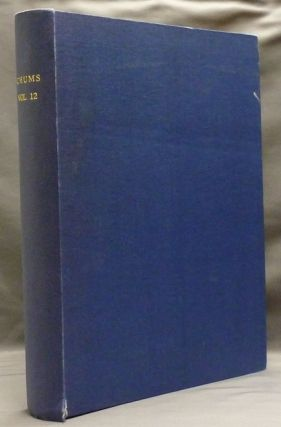 Chums - Bound volume of 52 issues: #571 (August 19, 1903) - #622 (August 10, 1904). SPARE: Austin...