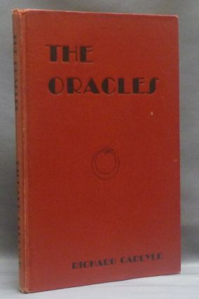 The Oracles. Richard CARLYLE