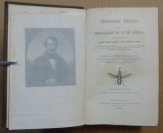 Missionary Travels and Researches in South Africa: Including a Sketch of Sixteen years' Residence in the Interior of Africa and a Journey from the Cape of Good Hope to Loanda on the West Coast; Thence Across the Continent, Down the River Zambesi to the Eastern Ocean.