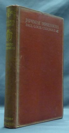 Japanese Impressions, with a note on Confucius. Frances Rumsey., Anatole France