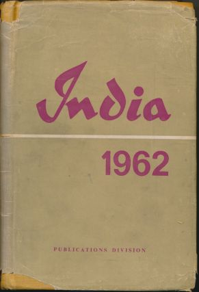 India: A Reference Annual - 1962. Compiler, publisher