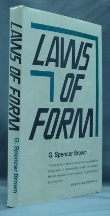 Laws of Form. G. Spencer BROWN