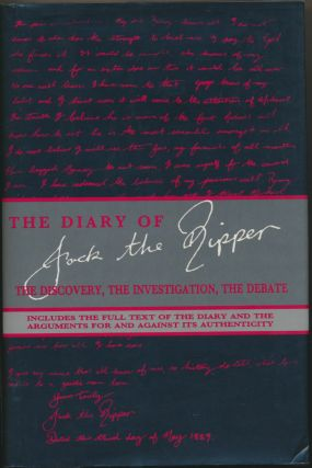 The Diary of Jack the Ripper. Shirley HARRISON