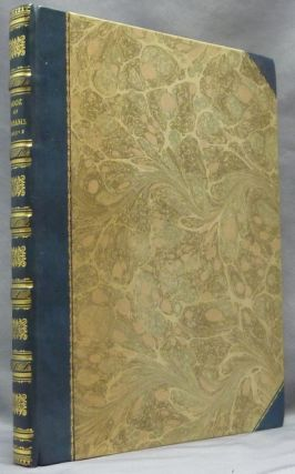 "Book of Dreams 1811 - 1812 - 1813. Dreams, ""A B."", G. Baldwin"