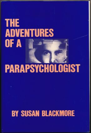 The Adventures of a Parapsychologist. inscribed, signed