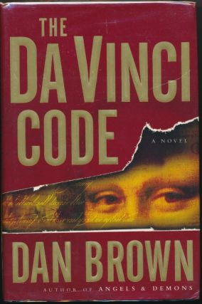 The Da Vinci Code: a novel. Dan BROWN