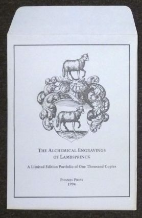 The Alchemical Engravings of Lambsprinck Redrawn By Joel Radcliffe [ The Book of Lambspring ]....