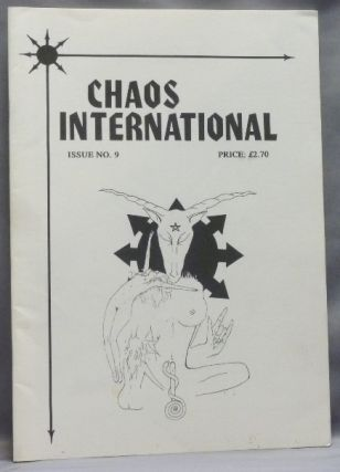 Chaos International Issue No. 9. Chaos International, Ian Read, contributors including Pete Carroll