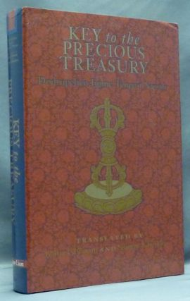 Key to the Precious Treasury. A Concise Commmentary on the General Meaning of the Glorious Secret Essence Tantra entitled: Key to the Precious Treasury. by Dodrupchen Jigme Tenpa'i Nyima, Lama Chönam, Sangye Khandro under the guidance of Khen Rinpoche Nemdrol.