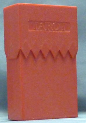 Plastic Case for Tarot Deck ( CASE only ). AG Muller / US Games Systems.