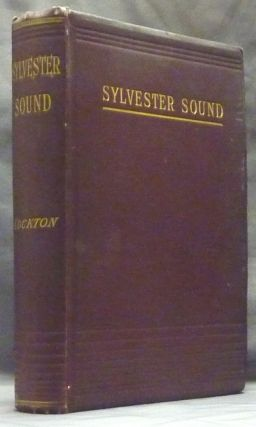 Sylvester Sound. The Somnambulist. Henry COCKTON
