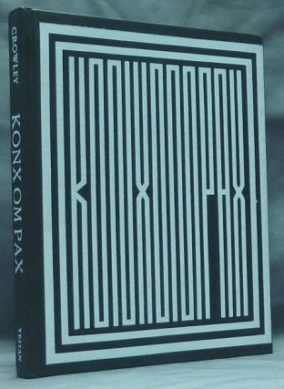 Konx Om Pax. Essays in Light. Aleister CROWLEY, signed Martin P. Starr.