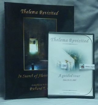 Thelema Revisited and A guided Tour ( Book and CD-ROM multi-media disc ). Richard T. COLE, CD,...