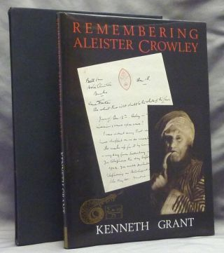Remembering Aleister Crowley. Kenneth GRANT, Aleister - related work Crowley.