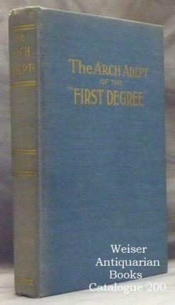 "The ""Arch Adept"" of the ""First Degree,"" the Hindu's ""Astral Bell, "" the Curse, the Doom of Major General J. B. Heatherstone ""The Mystery of Cloomber"" DOYLE. Arthur Conan, A C. D. ""Under the editorship"", of Dr. L. W. De Laurence."